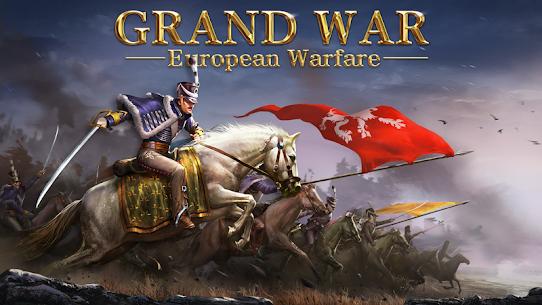Grand War Mod Apk 6.1.9 (Unlimited Money/Medals) 1