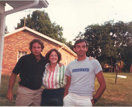 Photo: Butch, JoAnne and Michael Bottorff