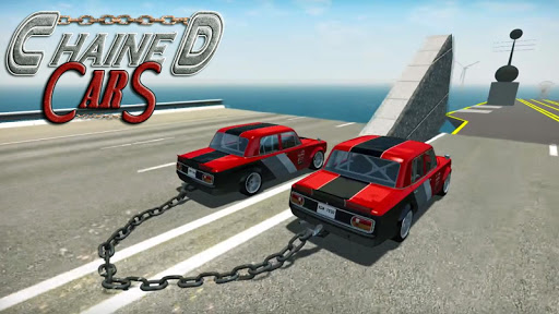 Chained Cars Against Ramp 3D apkmind screenshots 5