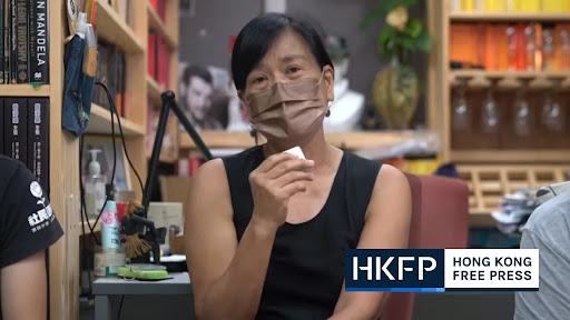 Chan Po-ying elected to head Hong Kong's pro-democracy League of Social Democrats