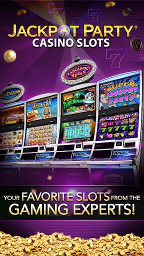 Jackpot Partyカジノスロットゲーム