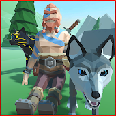 Dog Wolf Travel Viking