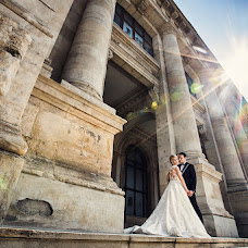 Wedding photographer Cristian Pana (cristianpana). Photo of 02.10.2016