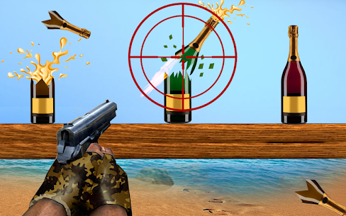 Real Bottle Shooter Hero 2019 :Free Shooting Game 1
