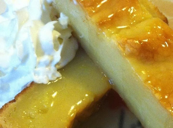 Aly's Pound Cake And Lemon Sauce Recipe