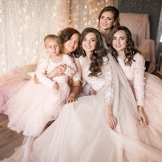 Wedding photographer Alisa Kuzmina (alisa33). Photo of 01.10.2018