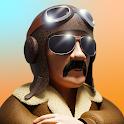 Danger Darrel | 3D Airplane Race Action Adventure icon