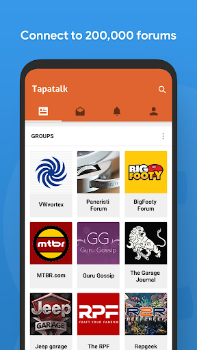 Tapatalk - 200,000+ Forums 8.4.3 screenshots 2
