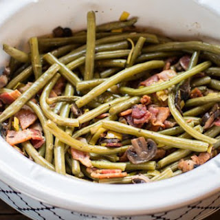 Slow Cooker Green Beans Recipes