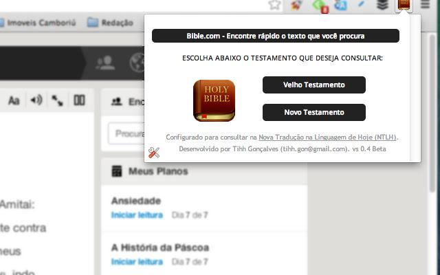 Bible.com - Consulta Rápida