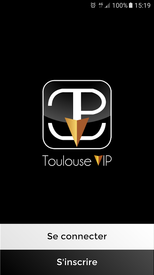 Toulouse VIP – Capture d'écran