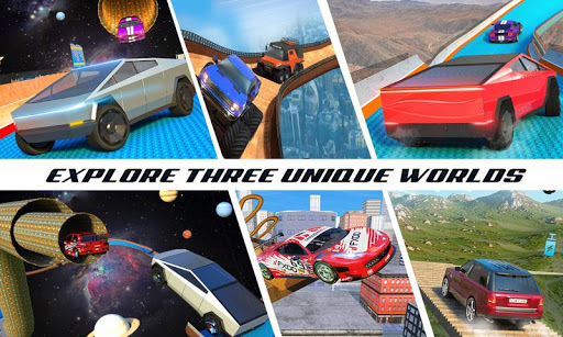 Ramp Car Stunts Racing - Extreme Car Stunt Games 1.35 screenshots 1