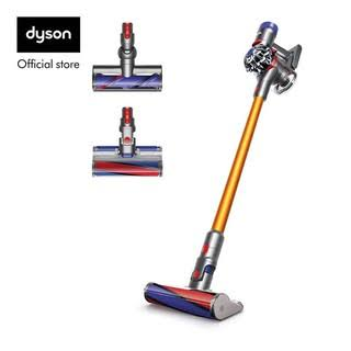 5. Dyson เครื่องดูดฝุ่นไร้สาย รุ่น Cyclone V10 Absolute Small Bin Cord-Free Vacuum Cleaner 02