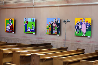 Photo: Blick auf die Ausstellung