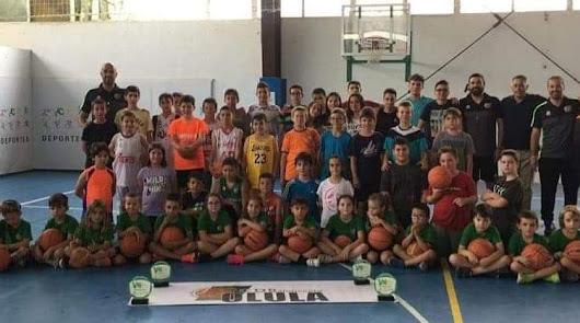 Club Deportivo Baloncesto Olula del Río, una referencia deportiva