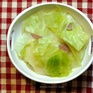 Southern Style Steamed Cabbage Recipe