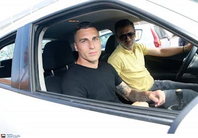 AEK Athene zou Anderlecht  definitief van Ognjen Vranjes willen verlossen