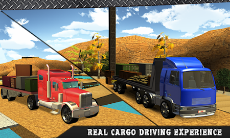 Truck Transporter Driving 3D 1.3 screenshot 70114