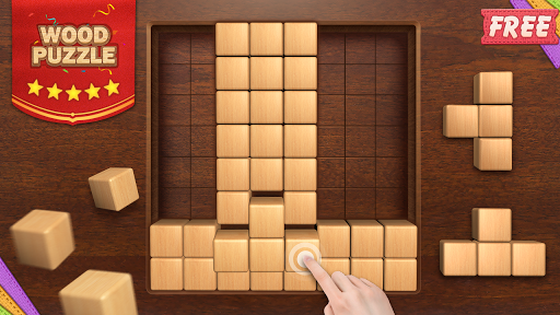 Wood Block Puzzle 3D 1.0.8 screenshots 1