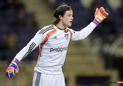 """Mile Svilar: """"Je veux réussir à Anderlecht"""""""