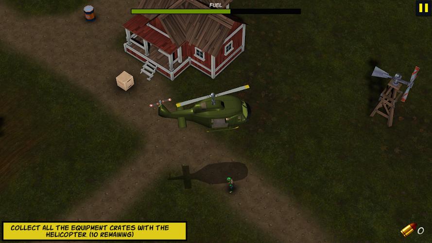 Max Bradshaw: Zombie Invasion- screenshot