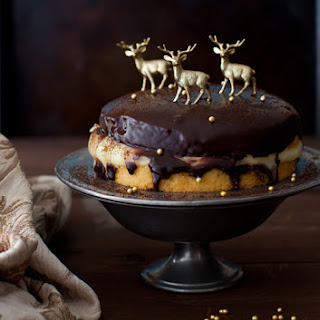 Boston Cream Pie - Yummy.