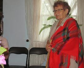Photo: Pani przewodnik dobrze znała rodzinę Sienkiewicza, a wiedziała o niej więcej niż sami jej członkowie.