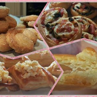 Puff Pastry or Pâte feuilletée fine