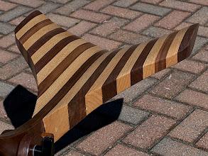Photo: music stand counterweight