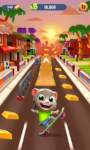 Talking Tom Gold Run (MOD, Unlimited Money) 1