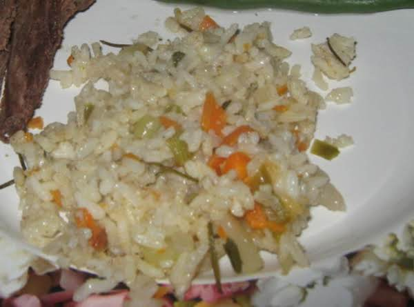 Calico Rice Recipe