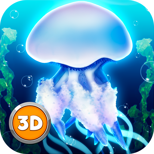 Jellyfish Simulator 3D