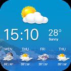 天气 icon