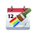 Calendar Colors icon