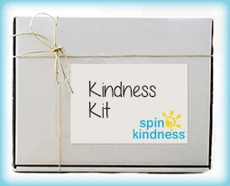 Please include your address if you would like Spin Kindness Cards or sponsored Kindness Kits shipped to you. (We will always notify you by email before sending a kit shipment. Supplies are limited.  Kits are sent periodically as they become available.)