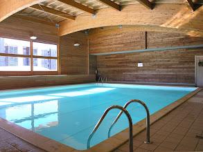 Photo: Espace détente (piscine, sauna)