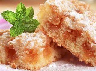 Apple Cinnamon Bars Recipe