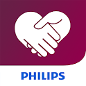 Philips Cares icon