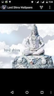 Lord Shiva Wallpapers HD screenshot