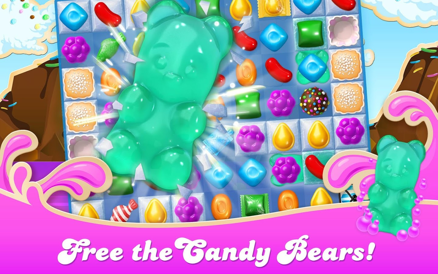 Candy Crush Soda Saga Apl Android Di Google Play