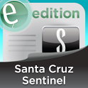 Santa Cruz Sentinel e-Edition icon