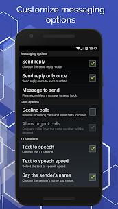 TextDrive Pro – Autoresponder / No Texting App v2.4.4 Pro Apk [Latest] 2