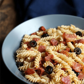 Chorizo and Bacon Fusili Recipe