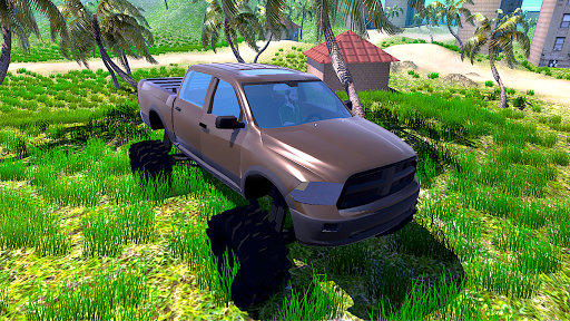 4x4 Off-Road Truck Simulator: Tropical Cargo screenshots 17