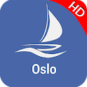 Oslo fjord - Norway Offline GPS Nautical Chart icon