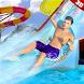 Water Slide Pool Adventure