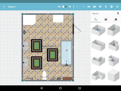 Bathroom design apps on google play for Design my bathroom app