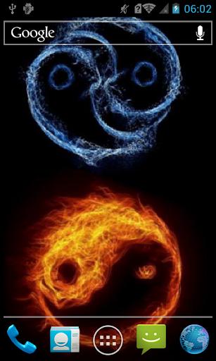 Yin and yang Live WP