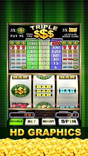 Triple Gold Dollars Slots Free 1.7 screenshots 6