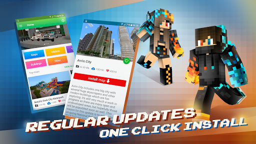 Block Master for Minecraft PE 2.5.6 Apk for Android 12